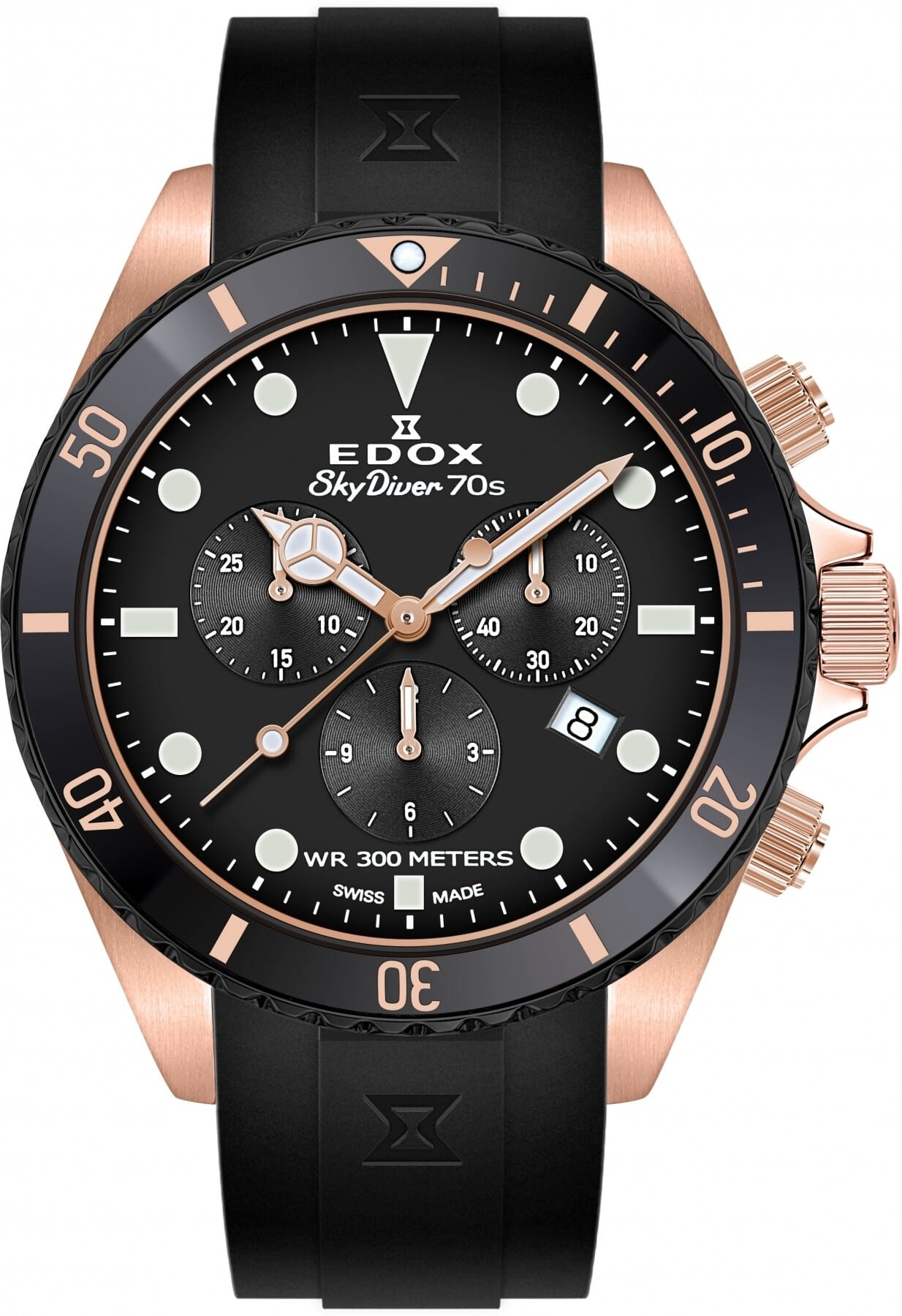 Edox 10238 37RNNCA NI