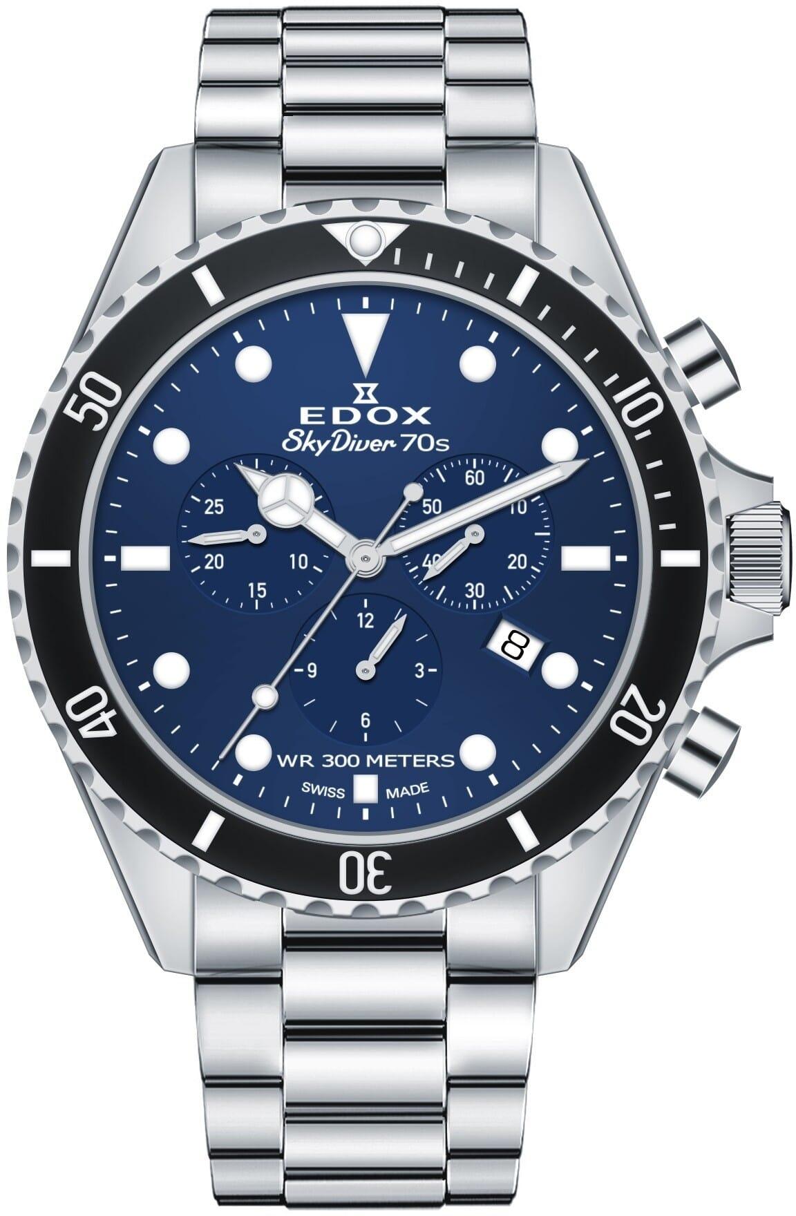 Edox 10238 3NM BUI