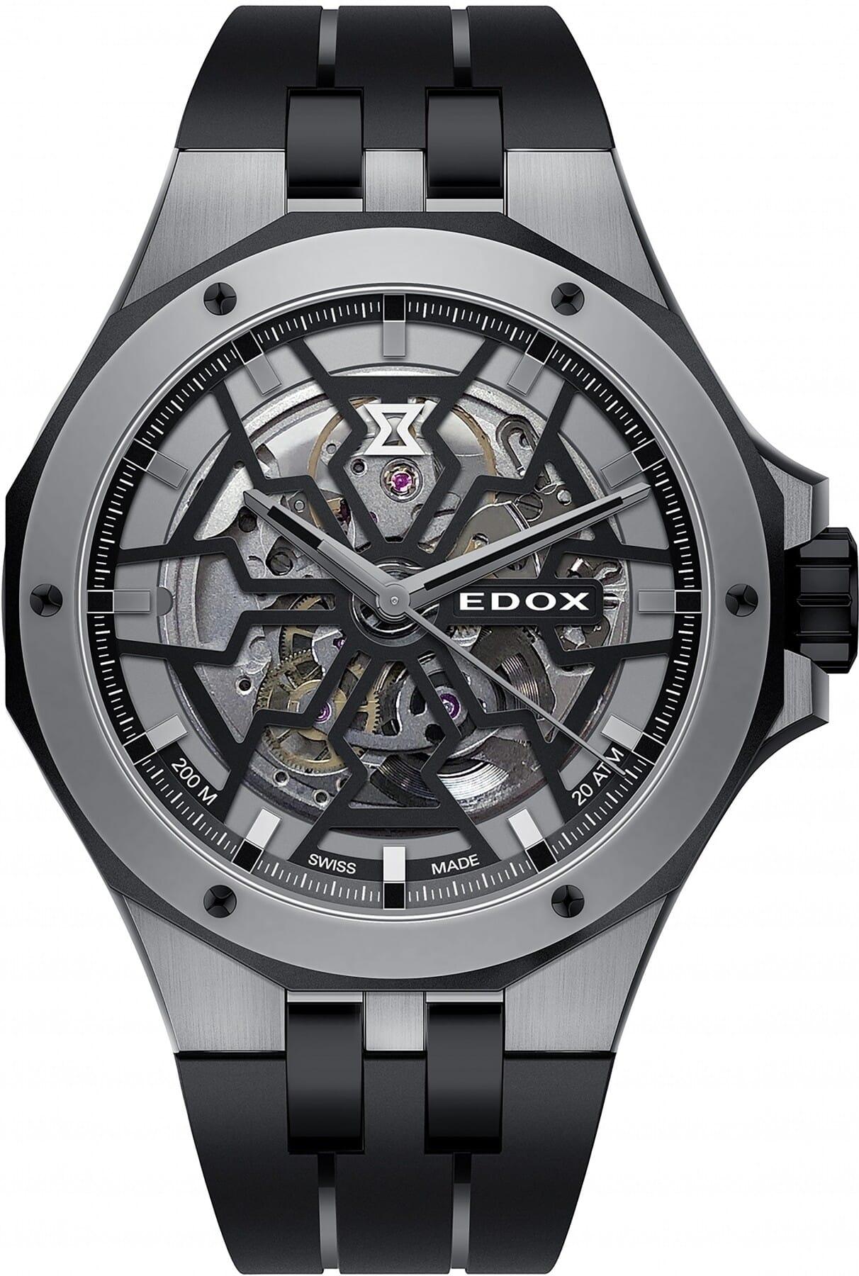 Edox 85303 357GN NGN