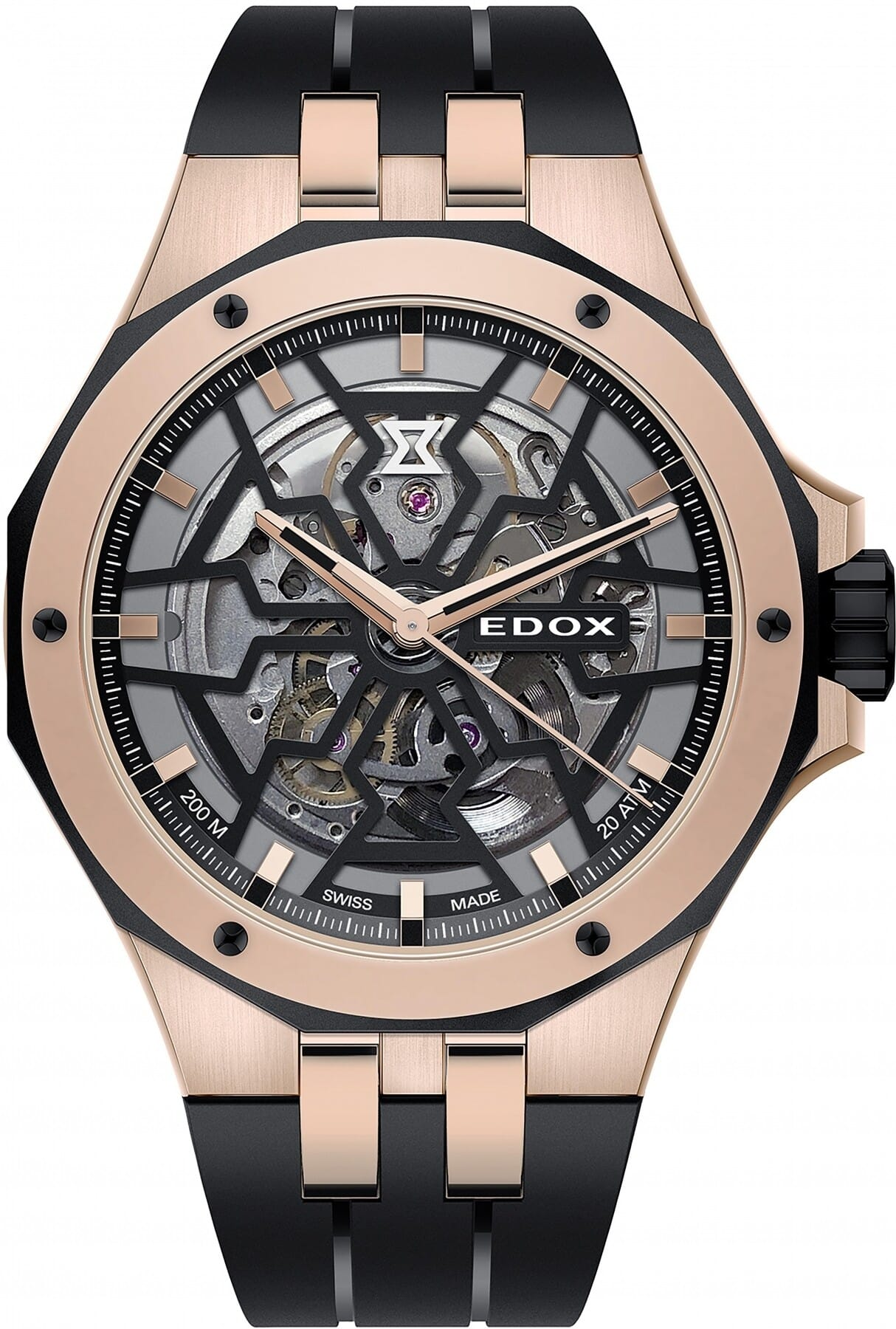 Edox 85303 357RN NRN