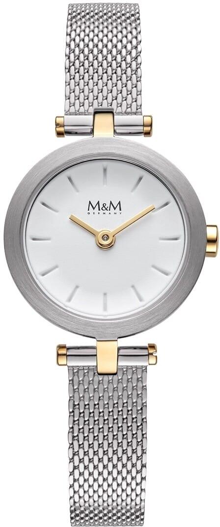 M&M Germany M11945-352 Circle line Dames Horloge