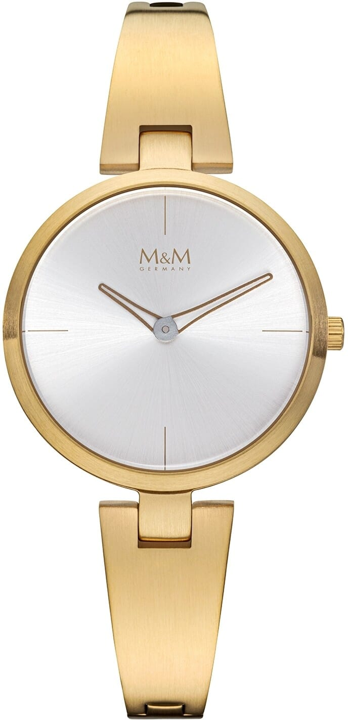 M&M Germany M11958-212 Circle line Dames Horloge