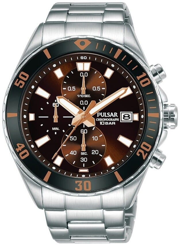 Pulsar PM3195X1 Heren Horloge