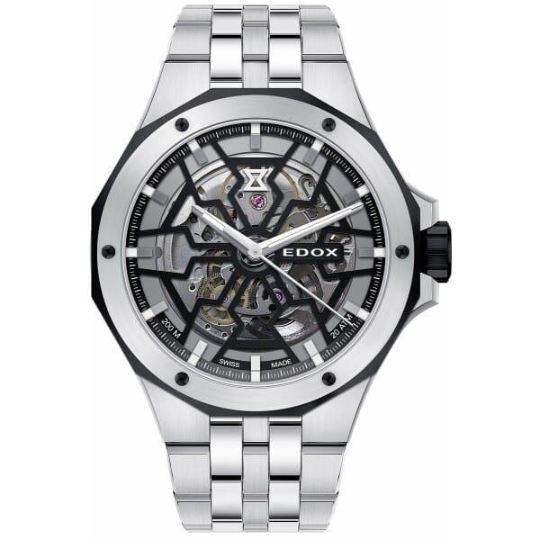Edox 85303 3NM NBG Delfin Heren Horloge