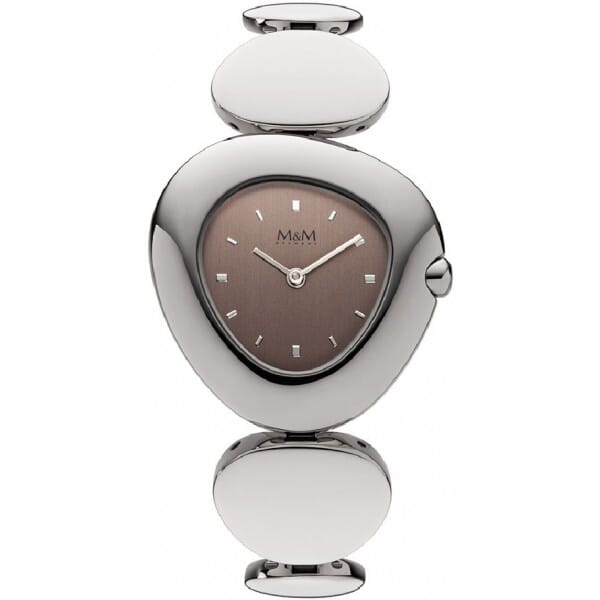 M&M Germany M11925-147 Pebble Dames Horloge