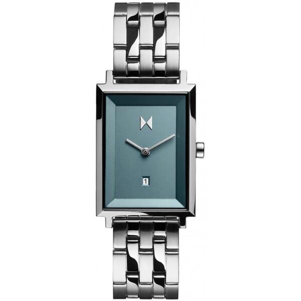 MVMT D-MF03-SS SIGNATURE SQUARE Dames Horloge