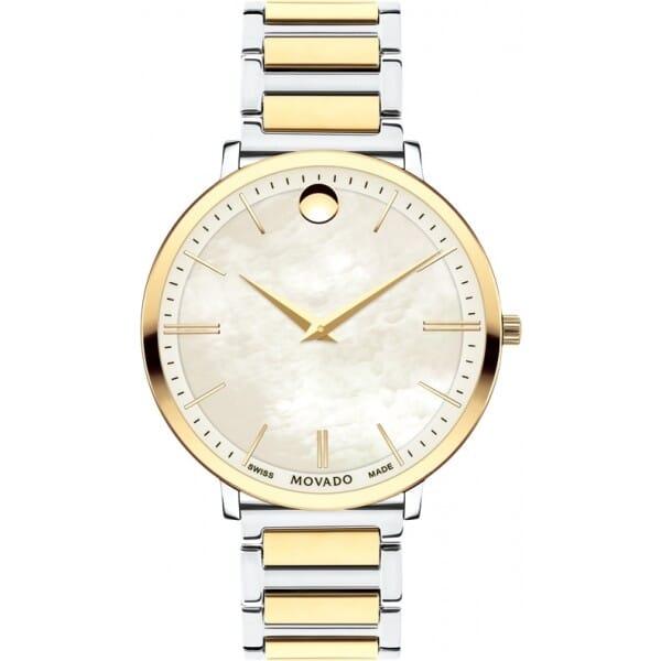 Movado 0607171 Ultra Slim Dames Horloge