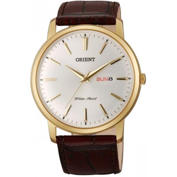 Orient OR-FUG1R001W6 Classic design Heren Horloge