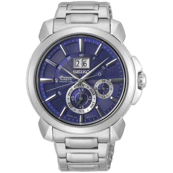 Seiko Premier SNP161P1 Heren Horloge