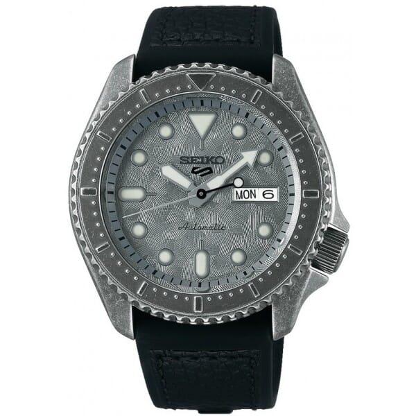 Seiko SRPE79K1 Seiko 5 Sports Heren Horloge