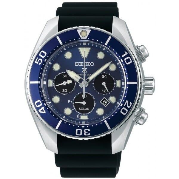 Seiko Prospex SSC759J1 Heren Horloge