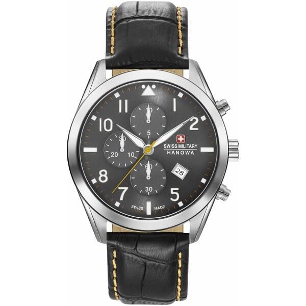 Swiss Military Hanowa 06-4316.7.04.009 Helvetus Chrono Heren Horloge