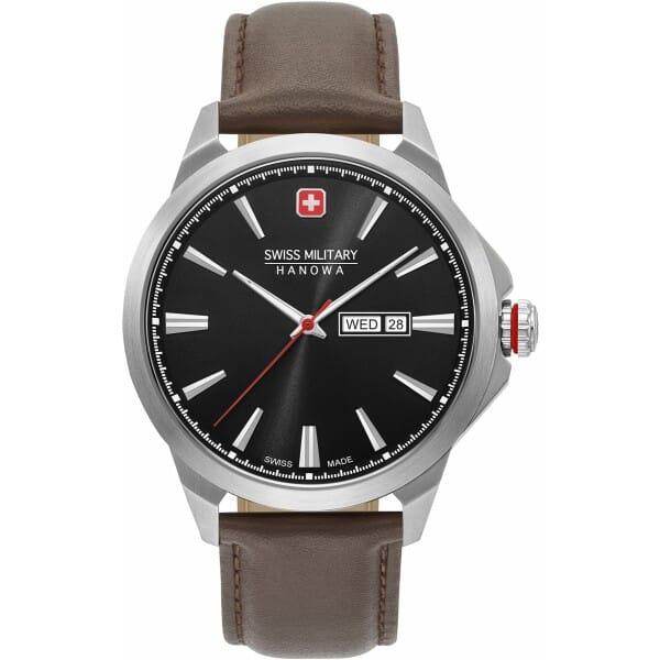 Swiss Military Hanowa 06-4346.04.007 Day Date Classic Heren Horloge