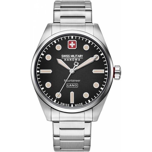 Swiss Military Hanowa 06-5345.7.04.007 Mountaineer Heren Horloge