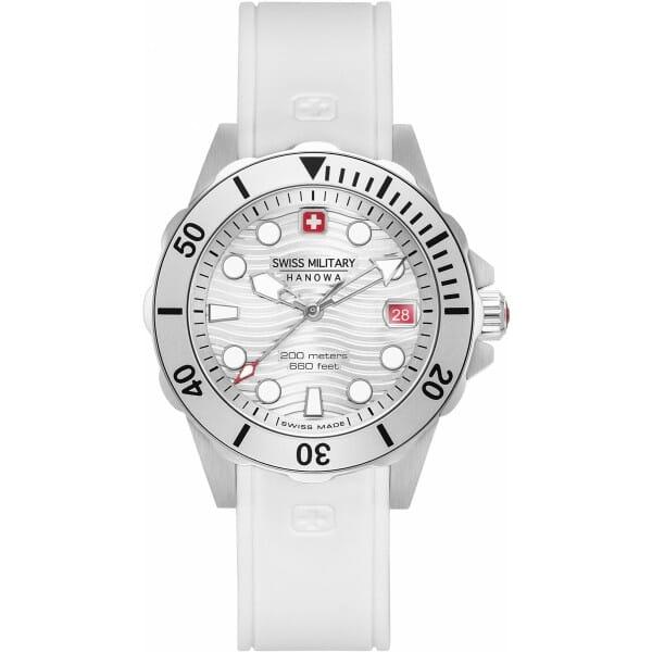 Swiss Military Hanowa 06-6338.04.001 Offshore Diver Lady Dames Horloge