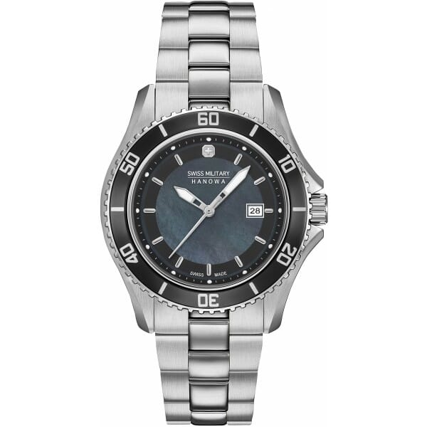 Swiss Military Hanowa 06-7296.7.04.007 Nautila Lady Dames Horloge