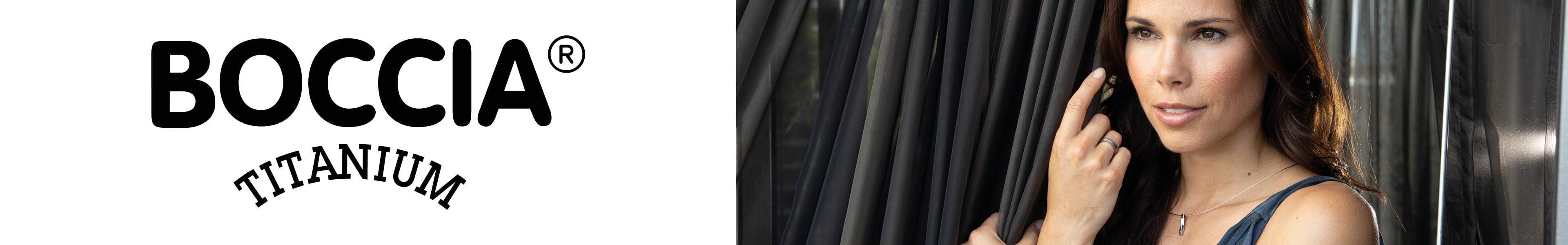 Boccia Titanium Sieraden