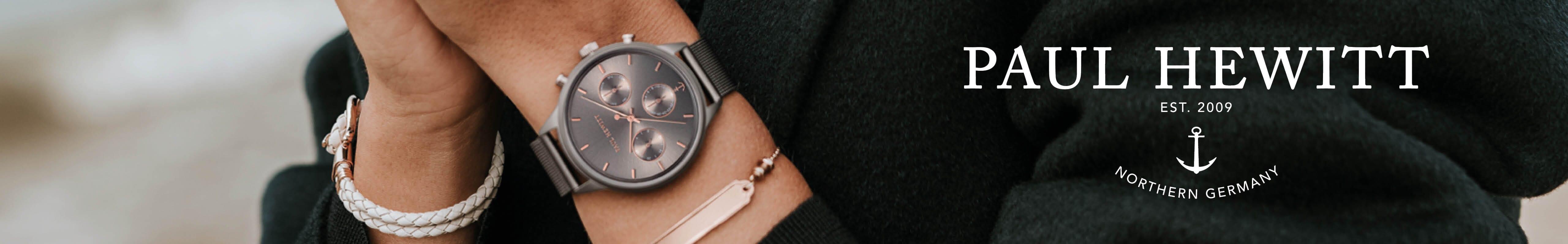 Paul Hewitt Horloges