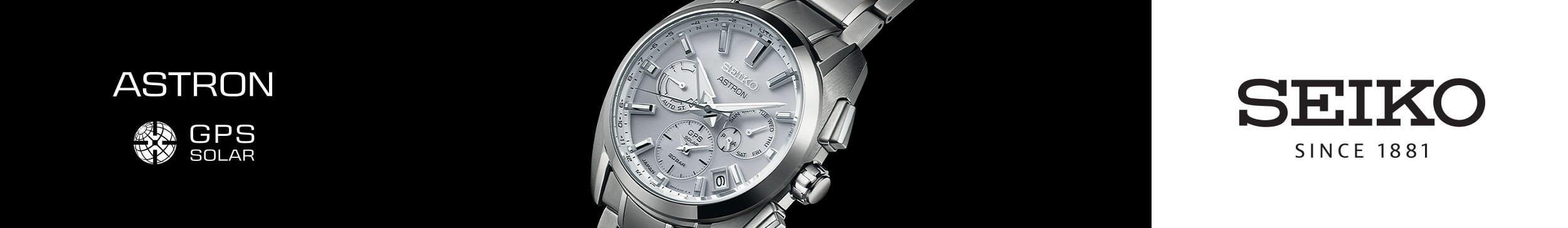 Seiko Astron Horloges