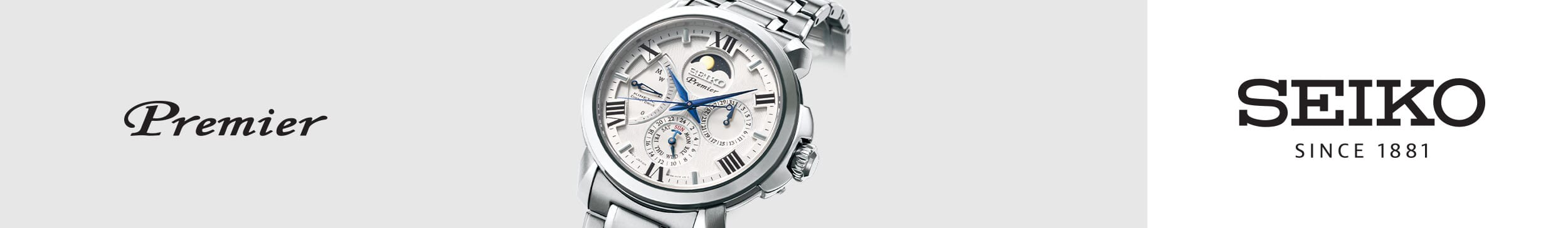 Seiko Premier Horloges