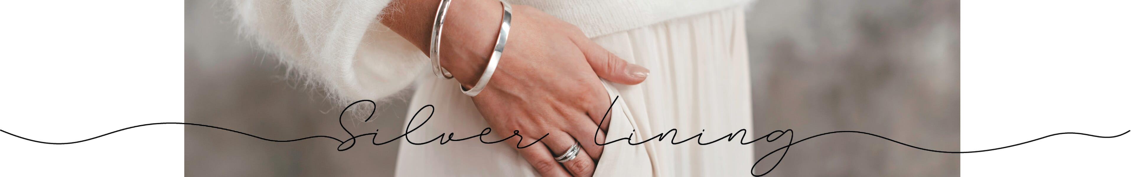 Silver Lining Armbanden